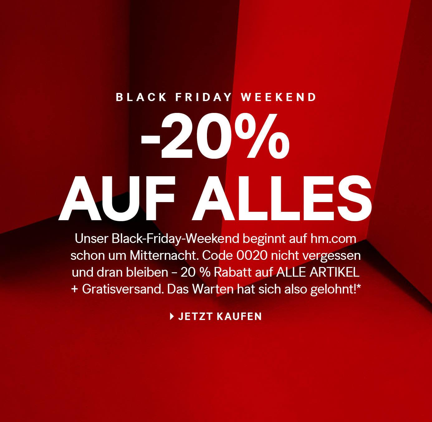H&M Angebote zum Black Friday 2017 Schweiz - BlackFridayDeals.ch