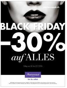 Marionnaud Black Friday Angebot