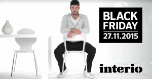 interio Black Friday