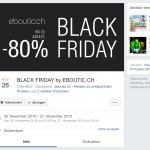 Black Friday Deals von eboutic