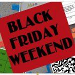 Black Friday Weekend Collage