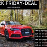 RS6 Black Friday