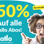 cyber monday bei yallo