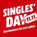 Media Markt SIngles Day Visual