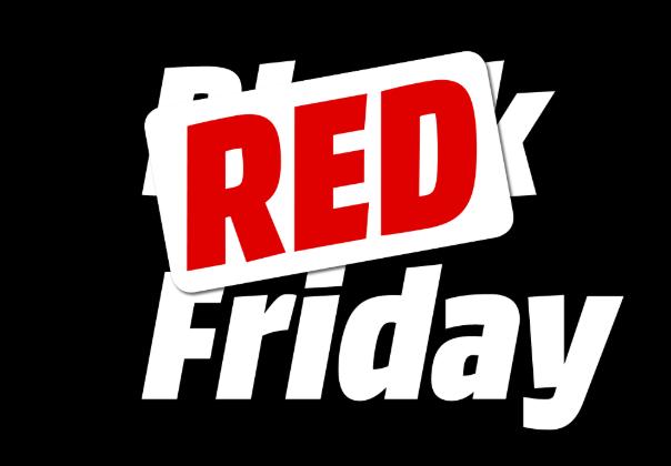 Red Friday bei MediaMarkt