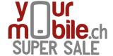 Bis zu 70% Rabatt bei Yourmobile.ch