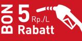 Migrol: 5 Rp./L Rabatt