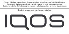 IQOS: testez 15 jours gratuitement.
