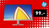 HP 24f Monitor Full-HD, 60 Hz