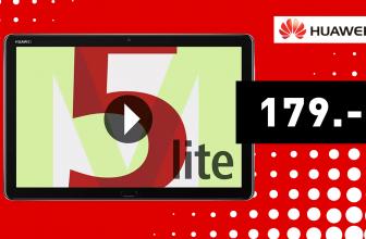 Huawei MediaPad M5 lite Wi-Fi Tablet