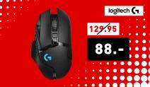 Logitech G502 Lightspeed Gaming-Maus