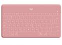 LOGITECH Keys-To-Go (CH) Bluetooth-Tastatur in Pink zum Bestpreis bei MediaMarkt