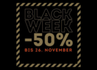 -50% auf ausgewählte Artikel bei SportScheck zur Black Week 2017