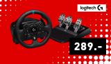 Volant Logitech G923 True Force (noir)
