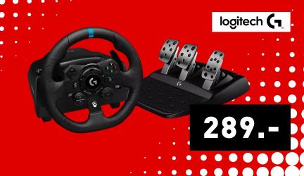 Logitech G923 True Force Lenkrad