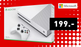 Console de jeu Xbox One S 1TB – Blanc