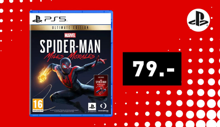 PS5 Marvel's Spider-Man: Miles Morales – Ultimate Edition