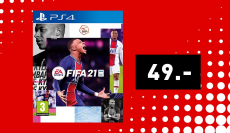 PS4 FIFA 21: Edition Standard