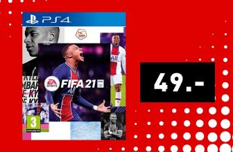 PS4 FIFA 21: Standard Edition