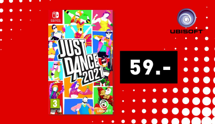 Nintendo Switch Just Dance 2021