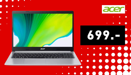 Acer Aspire 5 A515-54-52KV Notebook