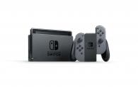Console de jeu Nintendo Switch V2 – Gris