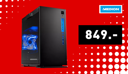 Medion Erazer Engineer P10 Gaming PC