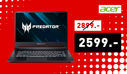 Acer Predator Triton 500 Gaming-Notebook