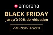 Fino al 90% di sconto sui sextoy & lingerie da Amorana