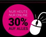 30% Cyber Monday Rabatt bei der Import Parfumerie