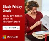 Cyber Week Deals bei Microsoft