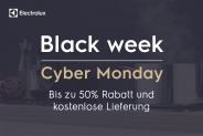 Bis 50% Rabatt auf shop.electrolux.ch