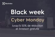 Max. 50% rabais sur shop.electrolux.ch