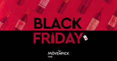 Black Friday con Mövenpick Vins!