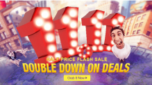 Half Price Sale bei Gearbest – Single's Day