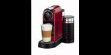 Krups Nespresso™ Citiz & Milk XN7605 rouge – plus CHF 90.- de café offerts