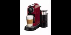 KRUPS Nespresso CitiZ & milk – mit Kapselation im Wert von CHF 90.-