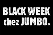 BLACK WEEK chez JUMBO