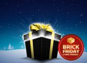 Brick Friday et Cyber Monday chez LEGO