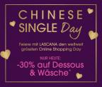 Single's Day: 30% auf Dessous & Wäsche bei Lascana