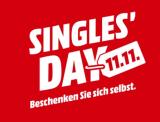 Offres pour le Pre-Singles Day de MediaMarkt