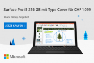 Tolle Deals bei Microsoft zum Black Friday