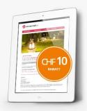 CHF 10.- Gutschein für Lampenwelt.ch