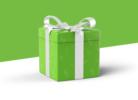 Nous vous offrons 3 codes cadeaux au choix!