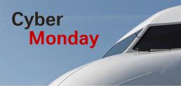 Cyber Monday bei SWISS – Fluggutscheine 20% günstiger