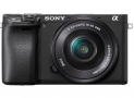 Sony Alpha 6400 + 16-50mm PZ schwarz