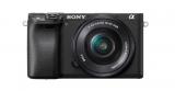 Sony Alpha 6400 + 16-50mm PZ noir