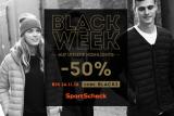 Black Week allo SportScheck: è una festa con il 50% di sconto sui loro prodotti migliori