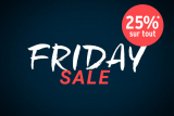 TCHIBO FRIDAY SALE 25% DI SCONTO