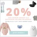 20% deines Einkaufswertes als Gutschein bei babywalz